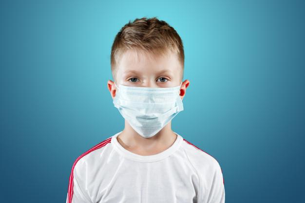 Как выбрать маску для ребенка