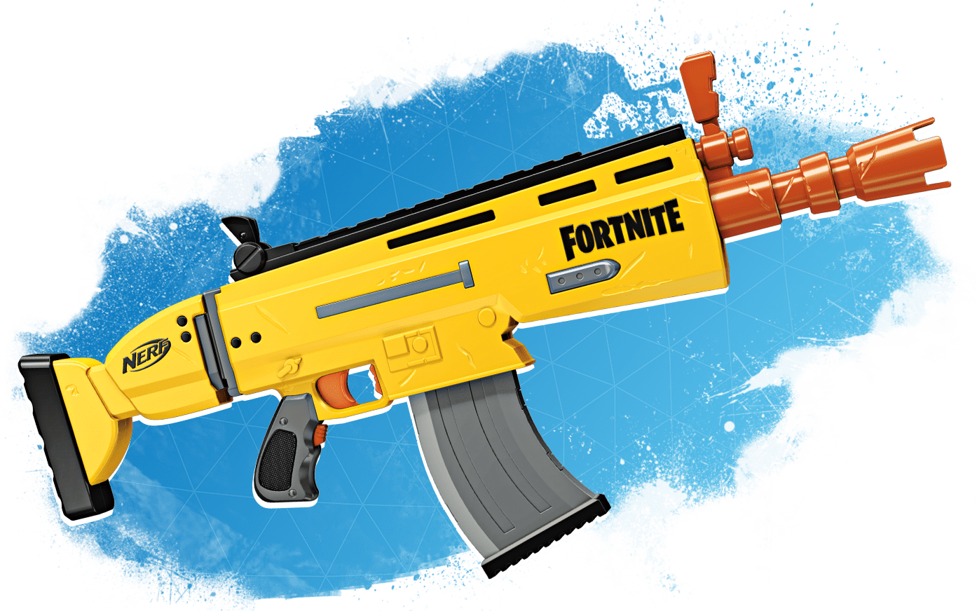Новинка: NERF Fortnite AR-L Blaster – Nerf Weapon